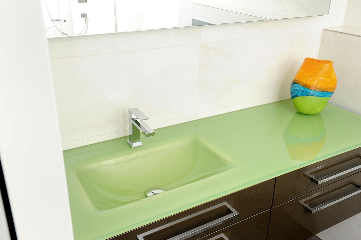Bild Badezimmer Ebmatingen, Sanitär Nyfeler AG